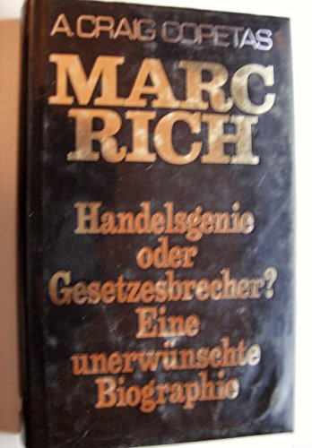 9783726364724: Metal Men: Marc Rich and the 10 Billion Dollar Scam