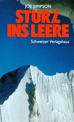 Sturz in Leere, (ISBN:3726366040)