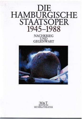 Die Hamburgische Staatsoper 1945-1988
