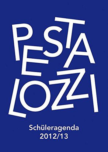 9783727212949: Pestalozzi-Schüleragenda 2012/13