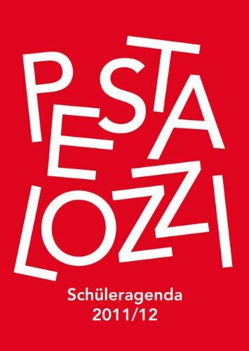 9783727212994: Pestalozzi-Schüleragenda 2012/13