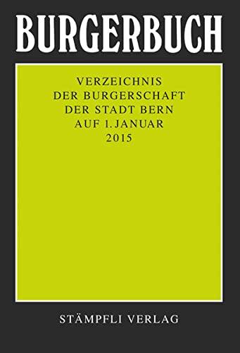 Burgerbuch 2015