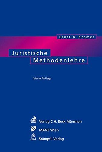 9783727279812: Juristische Methodenlehre