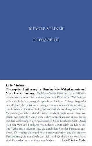 Theosophie: Steiner Verlag, Dornach