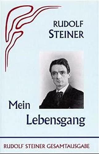 9783727402807: Mein Lebensgang. Eine nicht vollendete Autobiographie.
