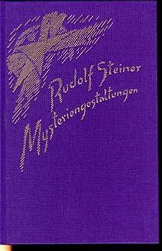 Mysteriengestaltungen: Rudolf Steiner