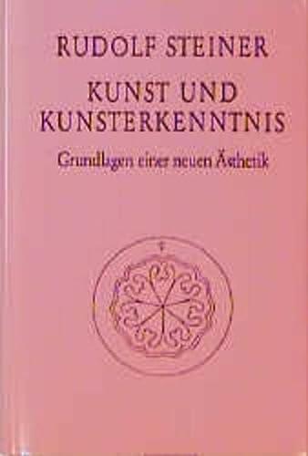Kunst und Kunsterkenntnis: Rudolf Steiner
