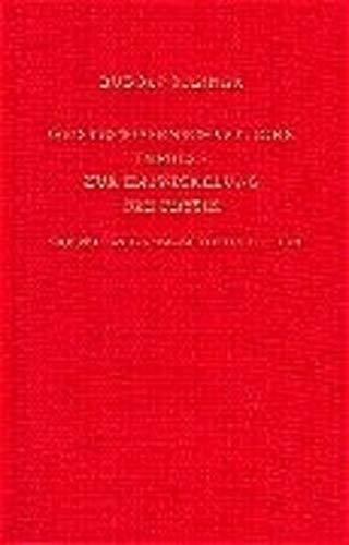 Geisteswissenschaftliche Impulse zur Entwicklung der Physik: Rudolf Steiner