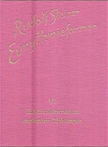 9783727436871: Eurythmieformen zu englischen Dichtungen