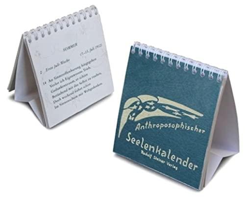 9783727452529: Anthroposophischer Seelenkalender. Tischkalender