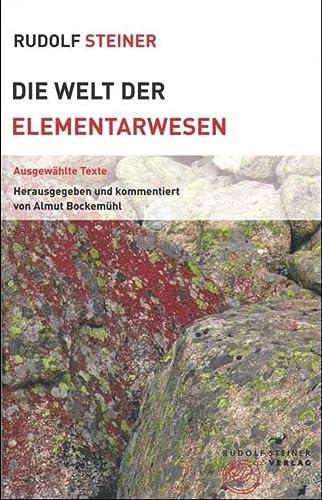 Die Welt der Elementarwesen (3727453710) by Rudolf Steiner