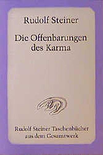9783727462009: Steiner, R: Offenb. Karma