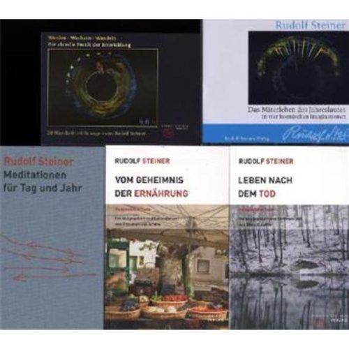 Lebensreise-Bibliothek - Edition zum Jubiläumsjahr 2011: Steiner Verlag, Dornach