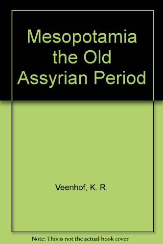 9783727816239: Mesopotamia the Old Assyrian Period