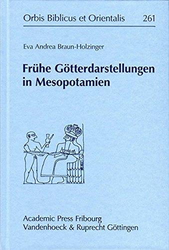 9783727817441: Fruhe Gotterdarstellungen in Mesopotamien (Orbis Biblicus Et Orientalis) (German Edition)