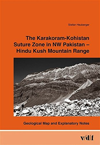 The Karakoram-Kohistan Suture Zone in NW Paskistan - Hindu Kush Mountain Range: Stefan Heuberger