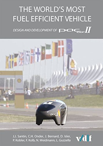 9783728131348: The World's Most Fuel Efficient Vehicle: Design and Development of Pac-car II