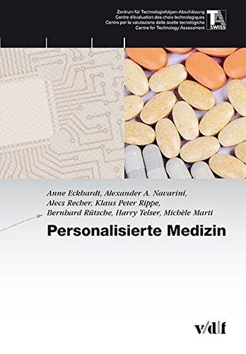 9783728135919: Personalisierte Medizin