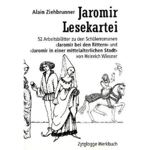 Jaromir Lesekartei: 52 Arbeitsblätter zu den Schülerromanen Jaromir ...