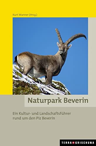 9783729811799: Naturpark Beverin