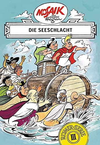 9783730212240: Die Digedags. Römer-Serie 03. Die Seeschlacht