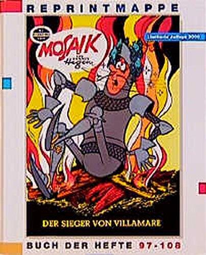 9783730214022: Die Digedags. Reprintmappe 09. Buch der Hefte 97 - 108.
