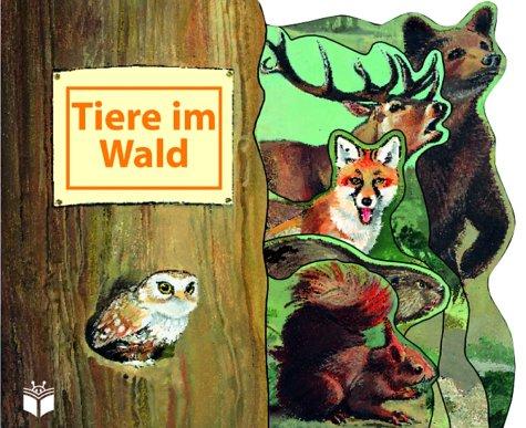 Tiere im Wald.