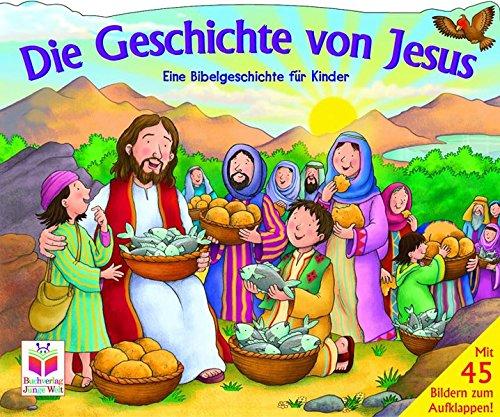 9783730219676: Die Geschichte von Jesus