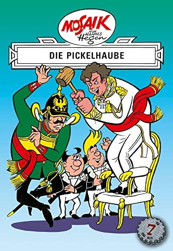 9783730220078: Die Digedags. Erfinder-Serie 07. Die Pickelhaube