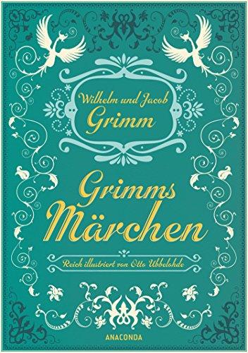 9783730600337: Grimms Märchen (Lederausgabe): Mit den Illustrationen von Otto Ubbelohde