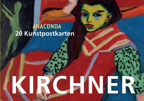 9783730600627: Postkartenbuch Kirchner