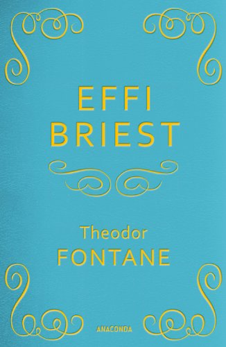 9783730600665: Effi Briest (Cabra-Lederausgabe)