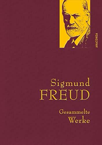 9783730600870: Sigmund Freud - Gesammelte Werke (IRIS®-Leinen)