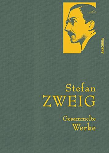 9783730601105: Stefan Zweig - Gesammelte Werke