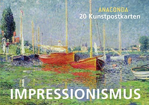9783730601181: Postkartenbuch Impressionismus