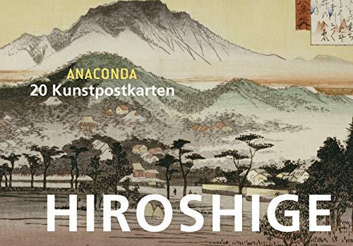 9783730601211: Postkartenbuch Utagawa Hiroshige