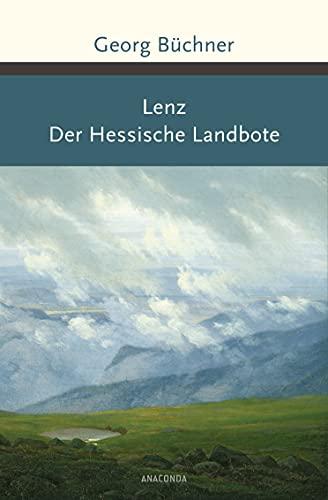 Lenz / Der Hessische Landbote: Büchner, Georg