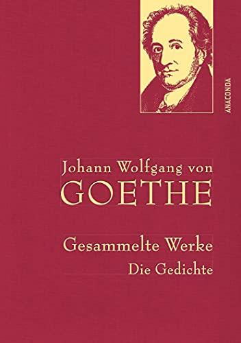 9783730602218: Gesammelte Werke. Die Gedichte (Iris®-LEINEN mit goldener Schmuckprägung)