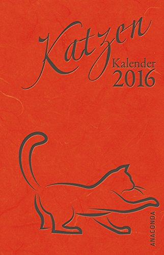 9783730602492: Kalender Katzen 2016 - Taschenkalender