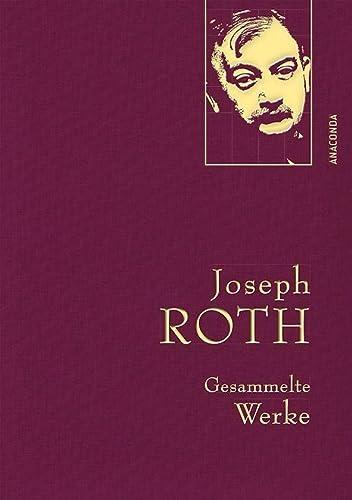 9783730602850: Joseph Roth - Gesammelte Werke (Iris�-LEINEN-Ausgabe)