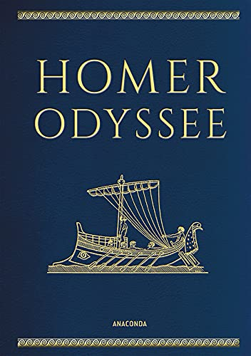 9783730602911: Odyssee (Cabra-Ledereinband)