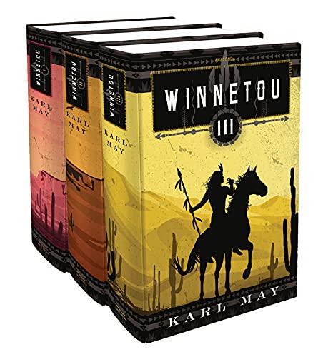 Winnetou I-III (3 Bände): May, Karl
