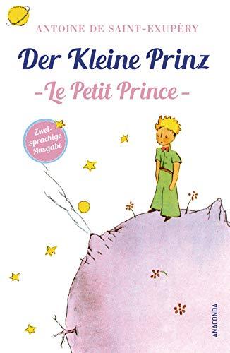 9783730605950: Der Kleine Prinz / Le Petit Prince: Zweisprachige Ausgabe Französisch-Deutsch