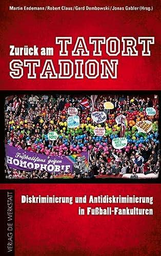 9783730701317: Zurück am Tatort Stadion