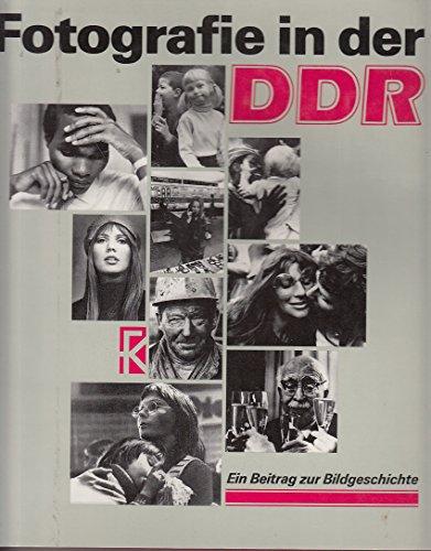 9783731100362: Fotografie in der DDR: Ein Beitrag zur Bildgeschichte
