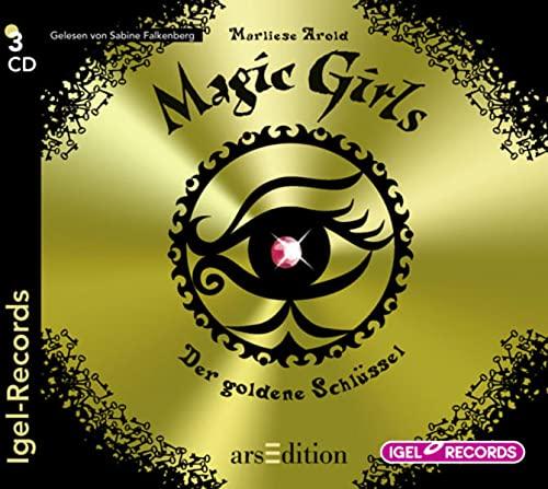 9783731310150: Magic Girls 10. Der goldene Schlüssel