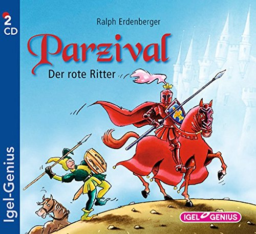 9783731310181: Parzival - Der rote Ritter