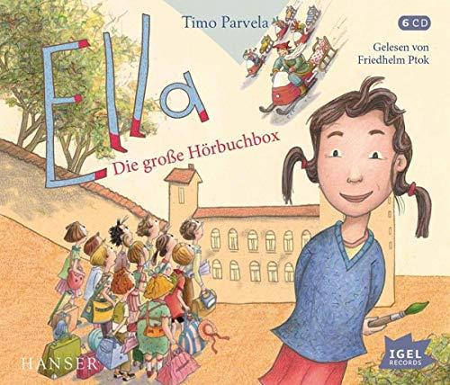 9783731310433: Ella. Die große Hörbuchbox