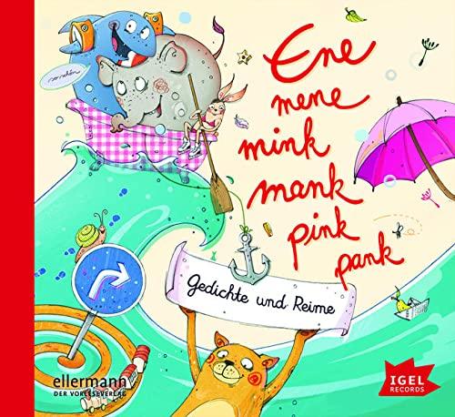 9783731311768 Ene Mene Mink Mank Pink Pank Gedichte Und