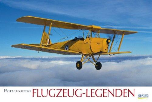 9783731802730: Flugzeuge 2015 PhotoArt Panorama Kalender